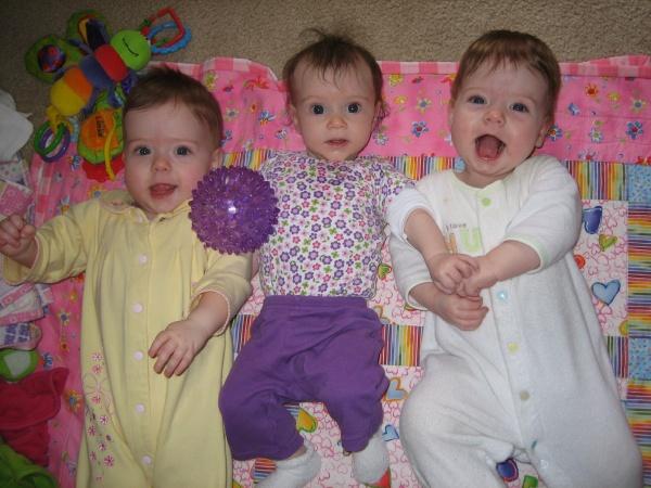 Carolyn, Tesiah, and Elizabeth