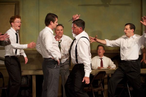 twelve angry men personal experience But personal it is,  an experience you'll be proud to  twelve angry men is produced by special arrangement with the dramatic publishing company of .